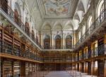Klášter premonstrátů Teplá, - knihovna