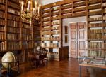 Zámek Opočno, knihovna
