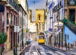 Lisabon, tramvaj