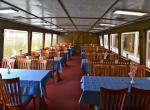 Loď Calypso, interiér
