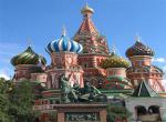 Moskva - letecky
