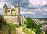 Chateau de Blois, Zámek v údolí Loiry v městečku Blois