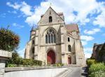 Kostel Saint-Pierre-et-Saint-Paul v MONS - EN - LAONNOIS -
