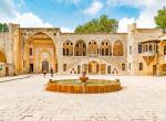 Palác Beiteddine - Inner Courtyard