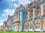 Puškin - hlavní rezidence carské rodiny