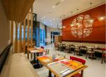 Ibis Al Barsha - restaurace