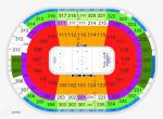 Montreal Canadiens, seating plan