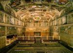 Vatikán - Sixtinská kaple