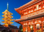 Tokyo - letecký zájezd