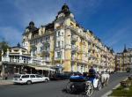 Hotel Palace Zvon, Mariánské Lázně, Mariánskolázeňská kúra