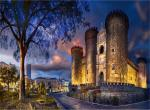 Neapol, Castel Nuovo -