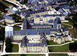 opatství Fontevraud -