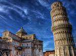 Florencie s návštěvou Pisy, letecky