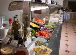 Hotel Kornati - bufetový stůl