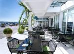 Hotel Kornati, terasa
