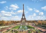 Paříž a Versailles, letecky