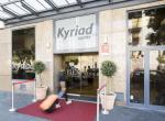 Hotel Kyriad Centre Gare -