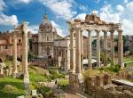 Řím - Forum Romanum