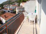 Vila Nada, Brist - balkon