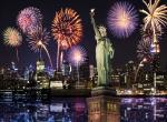 Silvestr New York -