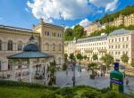 Karlovy Vary, pramen Svoboda