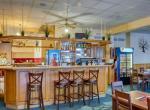 Hotel Alf, Borovany, restaurace