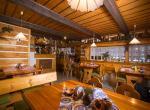 Penzion Dřevěnka, Harrachov, restaurace