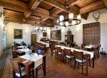 Tvrz Orlice, restaurace