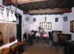 Babiččino údolí, Staré bělidlo interiér