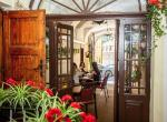 Hotel U Zlaté Podkovy, posezení