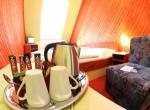 Hotel Skicentrum, pokoj DeLux
