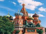 Moskva - chrám Vasila Blaženého -