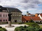 Nitra - Pribilino náměstí v Nitře