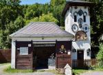 Kryštofovo údolí - orloj