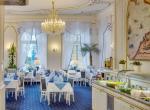 Hotel Pacifik, Mariánské Lázně, restaurace