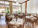 Hotel Kariba, Rimini, jídelna