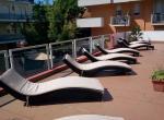 Hotel Nautilus, Bellaria, lehátka