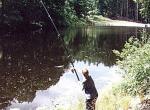Manský Dvůr, rybolov
