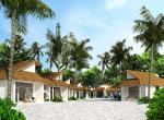 Bandos Island Resort 4*, Maledivy, 13 dní