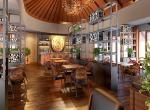 Bandos, restaurace Grill bar