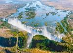 Viktoriiny vodopády -
