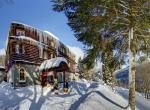 Alpský hotel, hotel