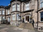 Piries Hotel 3*, Edinburgh - letecky