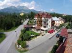 Vila Beatrice, Tatranská Lomnice, celkový pohled