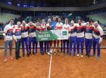 Davis Cup - základní skupina, Innsbruck, 2021