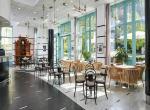 Hotel Cristal, Mariánské Lázně, kavárna