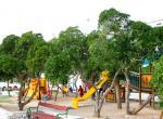 Pag - dětské hřiště -
