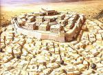 Troja. rekonstrukce -