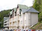 LD Elektra a Praha, Lázně Jáchymov, Hotelový pobyt