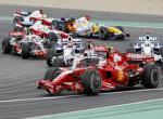 Velká cena Bahrainu, Formule 1 - předběžná registrace